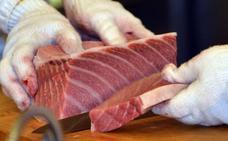 El fraude del atún rojo... tintado