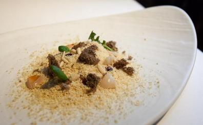 «Se trata de hacer un cambio en la tradicional terrina de foie»