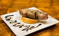 El sabor único del atún rojo a la plancha
