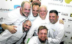 El Cooking Team rejuvenece con Lorenzo Cañas