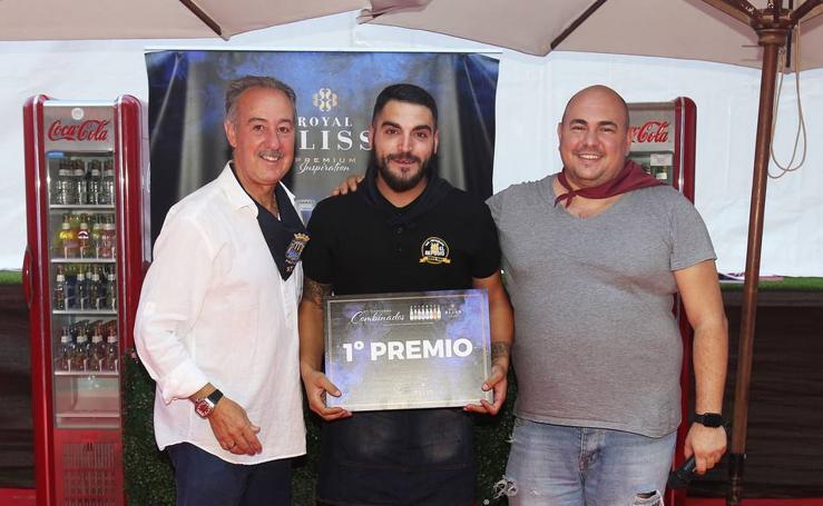 II Concurso de combinados de La Rioja