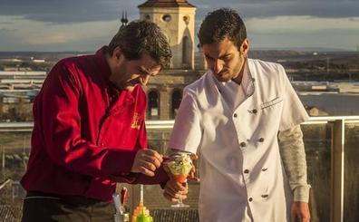 El Albergue de Calahorra se presenta al concurso nacional de tapas de Valladolid