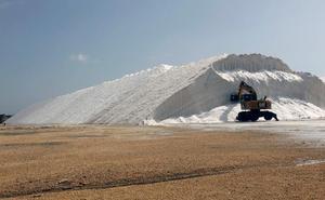 Así se elabora la 'espuma de sal' que conquista la alta cocina