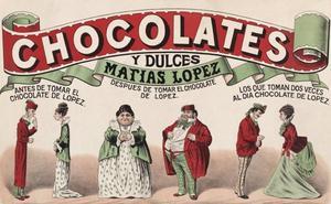 Matías López, el chocolatero que llegó a senador