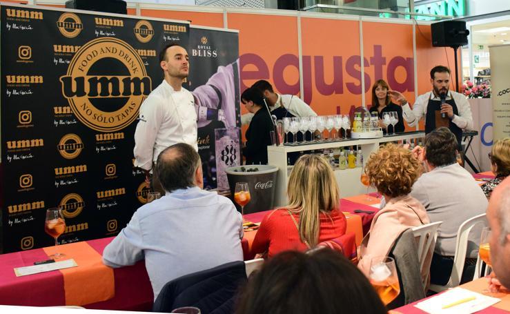 Pinchos y gin-tonics, en la Experiencia Degusta