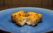 Croquetas vegetarianas deliciosas