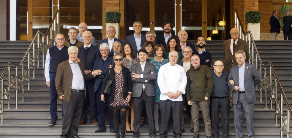 Pedro Barrio: «Ha sido un evento gastronómico de carácter histórico»