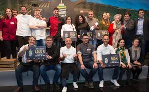 84 establecimientos de 18 municipios, en el XVIII Concurso de Pinchos de La Rioja