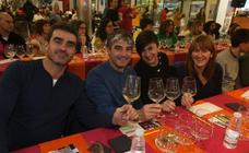 Experiencia Degusta: dulces y vino