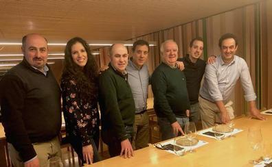 El 'Comando Rioja' de Cocineros ultima la cena benéfica para la Cocina Económica