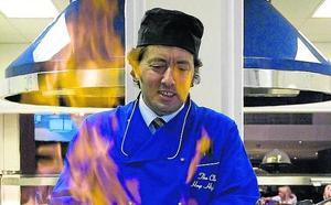 Alberto Crisci, el chef de la cárcel