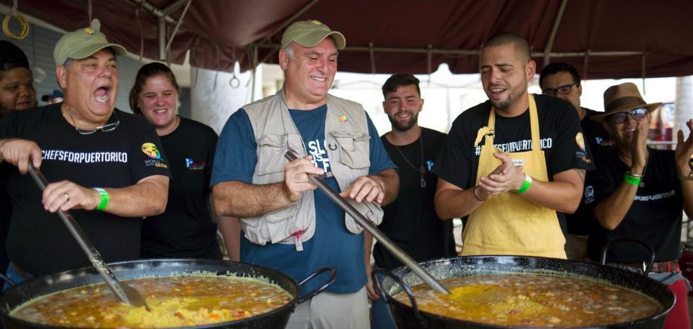 3,7 millones de comidas para salvar Puerto Rico del hambre