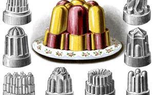 La larga (y trémula) historia de la gelatina