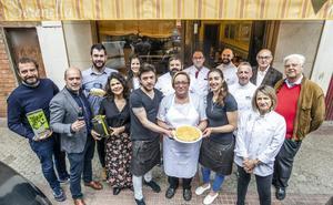 En busca de las mejores tortillas de toda La Rioja