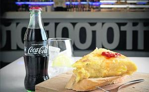 Tortilla y Coca-Cola, pura pasión