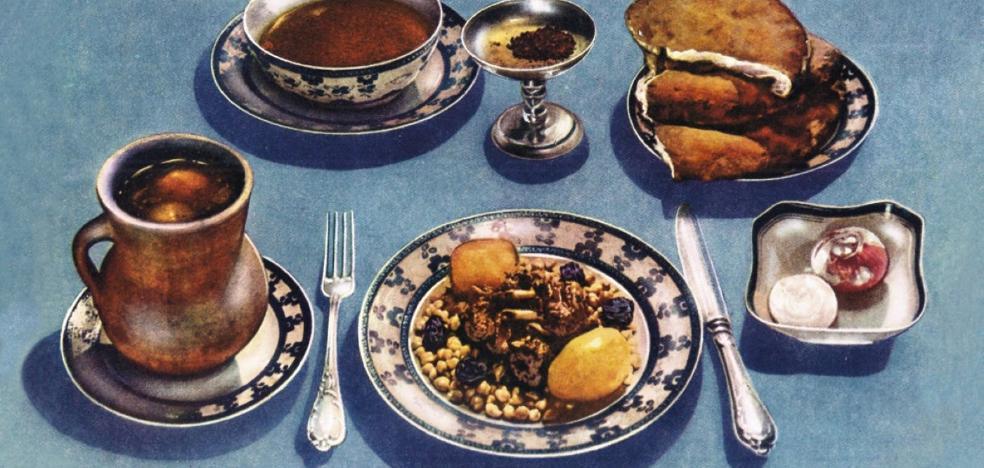 Las reglas de la cocina en la época de la Unión Soviética