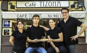 La tortilla del Tizona: de 17, a 117