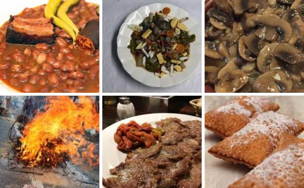 ¿Cuánto sabes de gastronomía riojana?