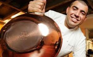 Rueda es la sensación culinaria de Brasil con su cocina total del cerdo