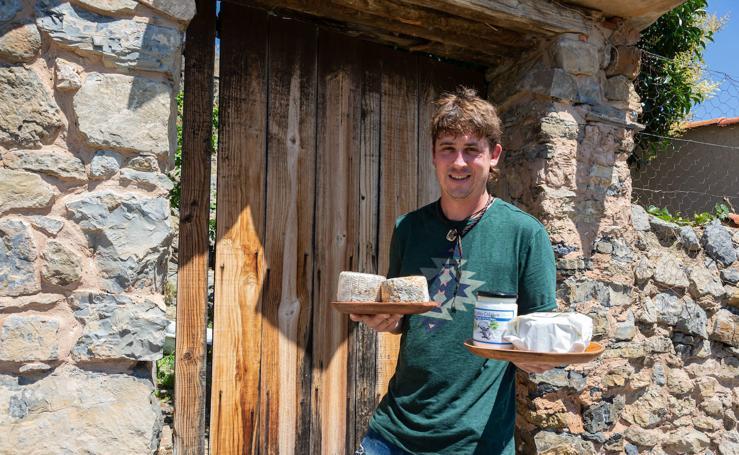 El queso artesanal vuelve a Munilla
