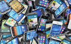 La basura electrónica se dispara en España