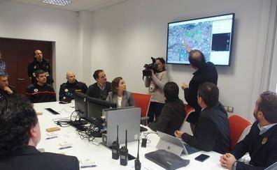 El sistema de comunicaciones de Interior de la 'Smart Logroño 'mejorará la gestión de incidencias