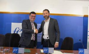 El Gobierno de La Rioja y AERTIC continuarán impulsando la Agenda Digital