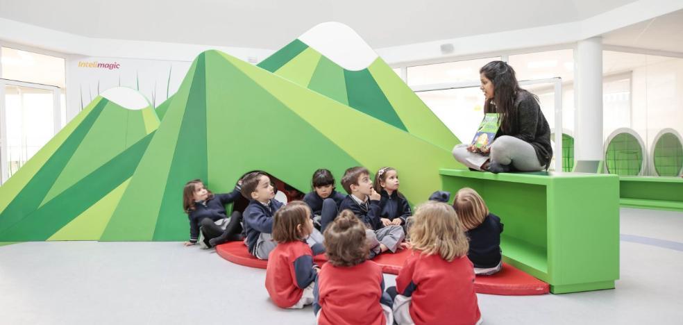 La innovación en la arquitectura se alía con la enseñanza