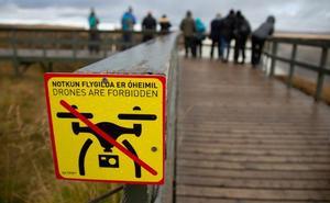 Pero entonces, ¿dónde puedo volar mi dron?