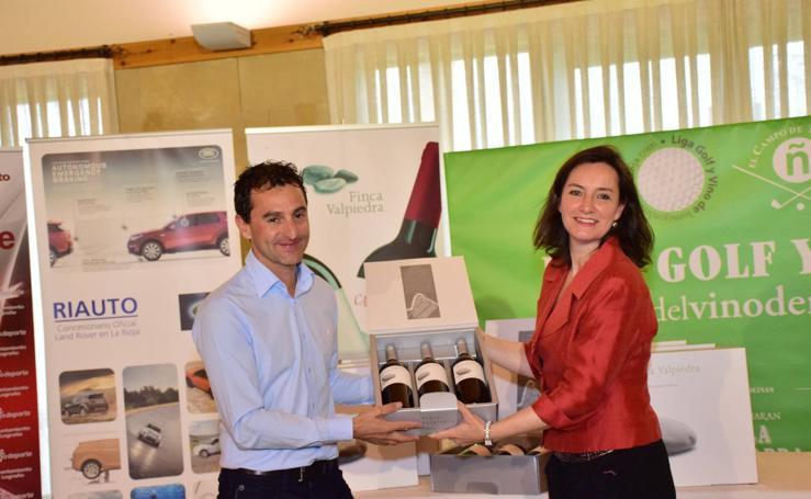 Torneo Finca Valpiedra (premios)