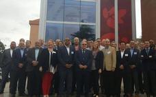 La D.O. Ca. Rioja recibe a un centenar de prescriptores de cinco países