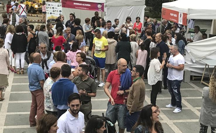 El Rioja vuelve a Santander
