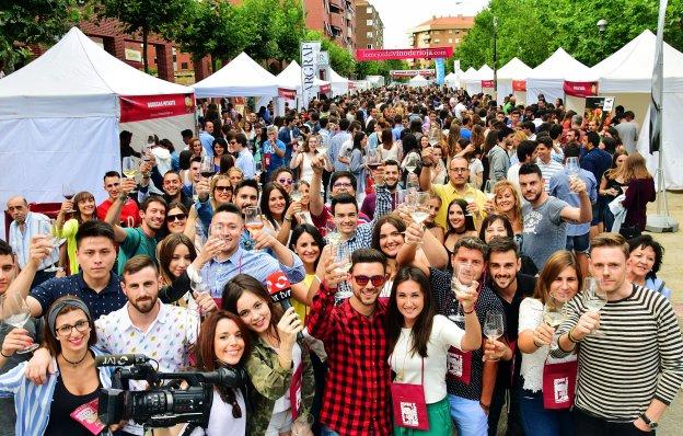 El Riojano Joven y Fresco se despide de Logroño