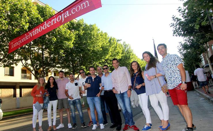 Exitosa despedida del Riojano Joven y Fresco