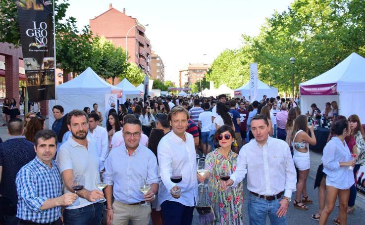 Despedida exitosa del Riojano Joven y Fresco (II)