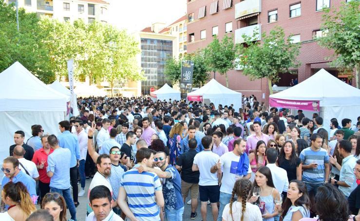 Despedida exitosa del Riojano Joven y Fresco (I)