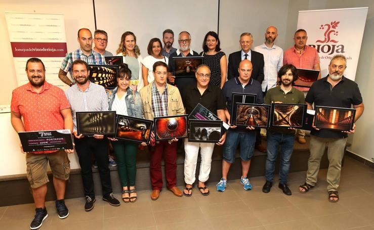 Entrega de premios del Rally Fotográfico del Rioja