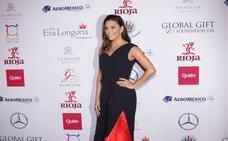 Eva Longoria vuelve a brindar con Rioja