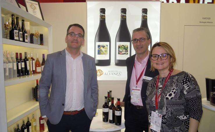 Éxito del Rioja en Prowein