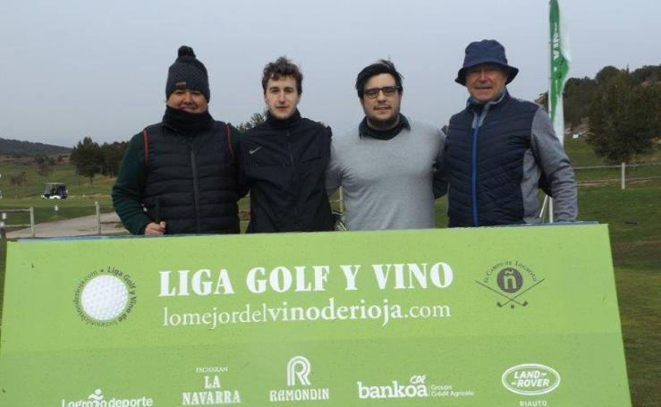 Torneo Bodegas Tobelos (Salida)