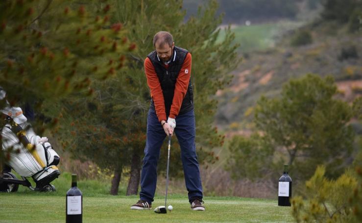 Jon Ander Gurrutxaga gana el Torneo Bodegas Martínez Lacuesta (jugadas I)