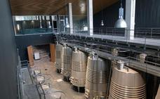 Faustino paga a 2,36 euros el litro por el vino de La Grajera