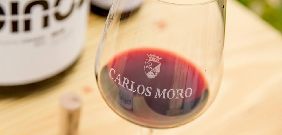 Hoy catamos... oinoz, de Carlos Moro