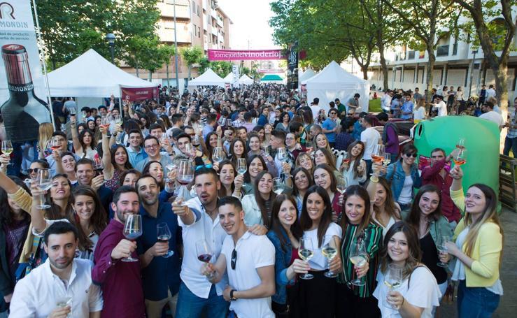 Riojano, Joven y Fresco 2018: el ambiente (1)