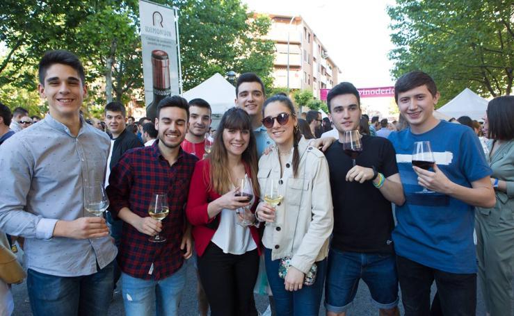 Riojano, Joven y Fresco 2018: el ambiente (y 2)