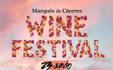 Marqués de Cáceres recibe el verano con el Wine Festival