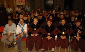 Alfaro acoge a la Cofradía del Vino en el Día del Cofrade