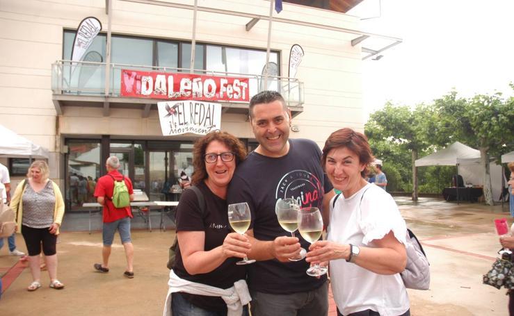 Vidaleño fest en El Redal