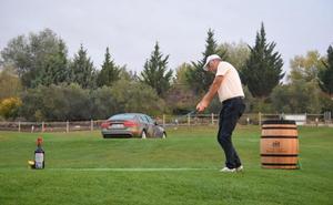 Julio también es tiempo de golf