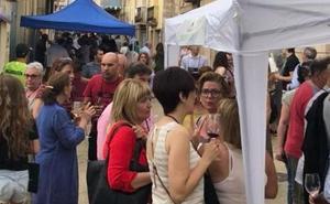 Éxito de la I feria del vino Garnacha Sensaciones